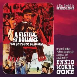 "MORRICONE Ennio : 10""LP A Fistful Of Dollars"