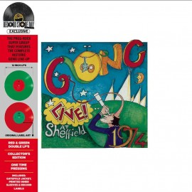 GONG : LPx2 Live! At Sheffield 1974