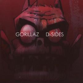 GORILLAZ : LPx3 D-Sides