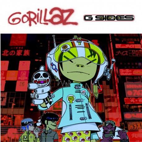 GORILLAZ : LP G-Sides