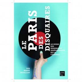 DEVALLAN Hervé : Book Le Paris des disquaires