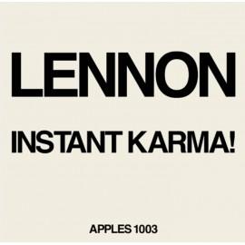 LENNON John : Instant Karma