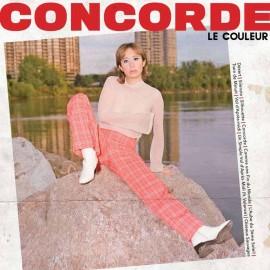 LE COULEUR : LP Concorde