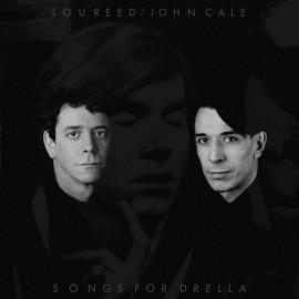 LOU REED / JOHN CALE : LPx2 Songs for Drella