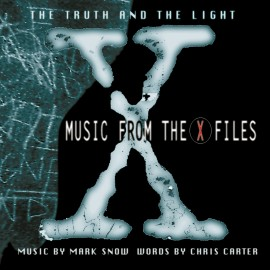 SNOW Mark : LP The Truth And The Light : Music From The X-Files