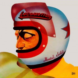 SOLAL Martial : LP Locomotion