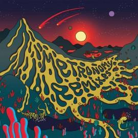 "METRONOMY : 12""EP Metronomy Forever Remixes"
