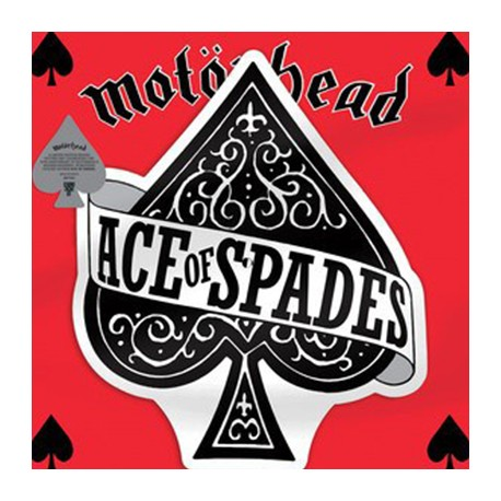MOTORHEAD : Ace Of Spades / Dirty Love