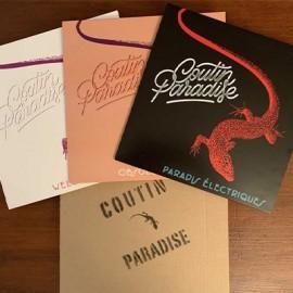 "COUTIN Patrick : LP+7""EP Coutin Paradise"