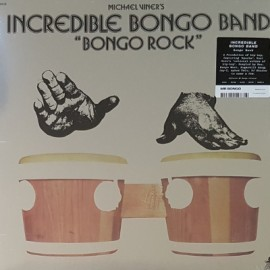 INCREDIBLE BONGO BAND : LP Bongo Rock