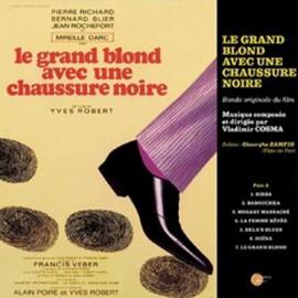 COSMA Vladimir : LP Le Grand Blond Avec Une Chaussure Noire / Salut L'Artiste
