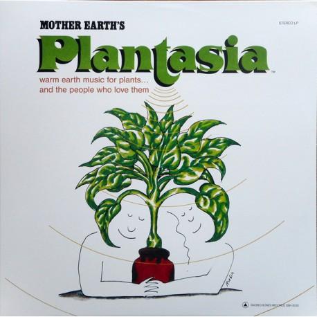 GARSON Mort : LP Mother Earth's Plantasia (2019)