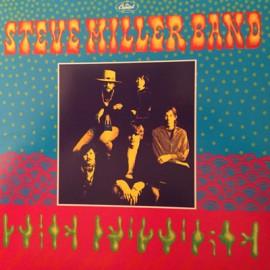 STEVE MILLER BAND : LP Children Of The Future