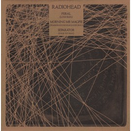 "RADIOHEAD : 12""EP Feral"