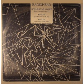 "RADIOHEAD : 12""EP Morning Mr Magpie"