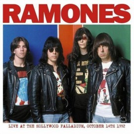 RAMONES : LP Live At The Hollywood Palladium, October 14th 1992