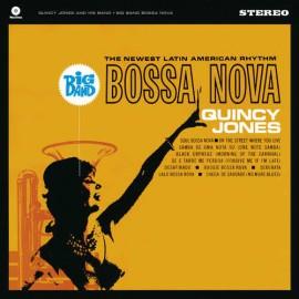 JONES Quincy : LP Big Band Bossa Nova (WaxTime)