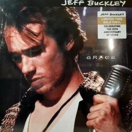 BUCKLEY Jeff : LP Grace (gold)