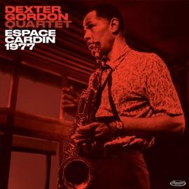 DEXTER GORDON : LP Espace Cardin 1977