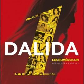 DALIDA : LP Les Numéros Un - Les Années Barclay