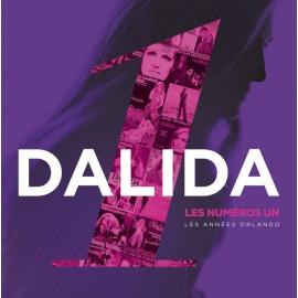 DALIDA : LP Les Numéros Un - Les Années Orlando