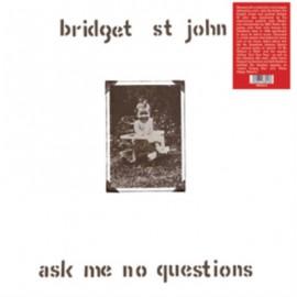BRIDGET ST JOHN : LP Ask Me No Questions