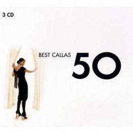 CALLAS Maria : CDx3 50 Best Callas Classics