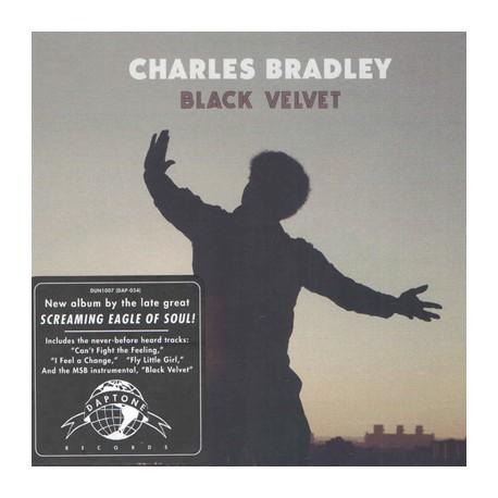 BRADLEY Charles : CD Black Velvet