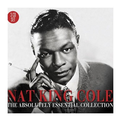 NAT KING COLE : CDx3 The Absolutely Essential Collection