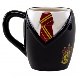 HARRY POTTER MUG : Gryffindor Uniform Mug 3D