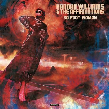 WILLIAMS Hannah : LP 50 Foot Woman
