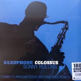 SONNY ROLLINS : LP Saxophone Colossus (Studio Media)