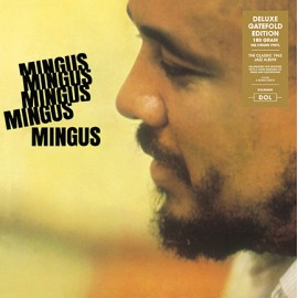 MINGUS Charles : LP Mingus Mingus Mingus Mingus Mingus