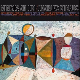 MINGUS Charles : LP Mingus Ah Um