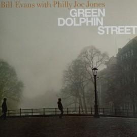 EVANS Bill / JONES Philly Joe : LP Green Dolphin Street