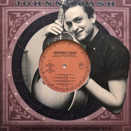 "CASH Johnny : 10""EP The Original U.S. EP Collection No.2"