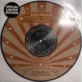 "PRESLEY Elvis : 10""EP Picture The Original U.S. EP Collection Vol.07"