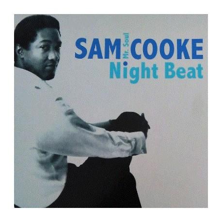 SAM COOKE : LP Night Beat