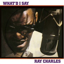 CHARLES Ray : LP Picture What'd I Say