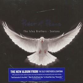 SANTANA / ISLEY BROTHERS (the) : LPx2 Power Of Peace