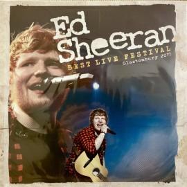 SHEERAN Ed : LP Best Live Festival Glastonbury 2017