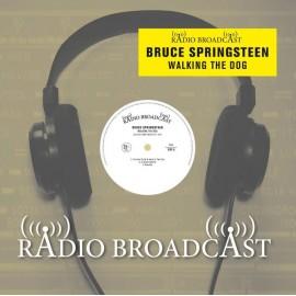 SPRINGSTEEN Bruce : LP Walking The Dog (Georgetown University 1974)