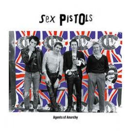SEX PISTOLS : LP Agents Of Anarchy