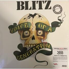 BLITZ : LP Voice Of A Generation
