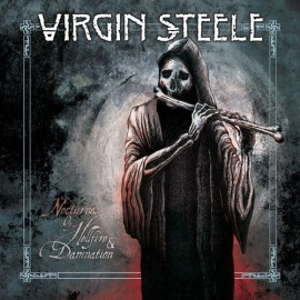 VIRGIN STEELE : LPx2 Nocturnes Of Hellfire & Damnation