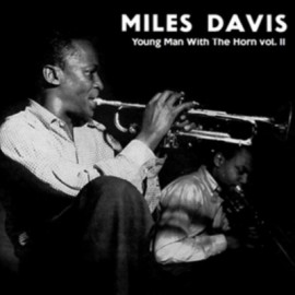 MILES DAVIS : LP Young Man With the Horn