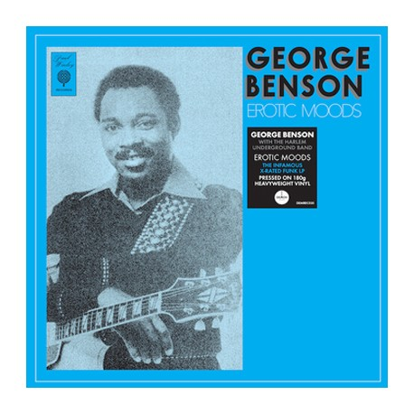 BENSON George : LP Erotic Moods