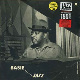COUNT BASIE : LP Basie Jazz