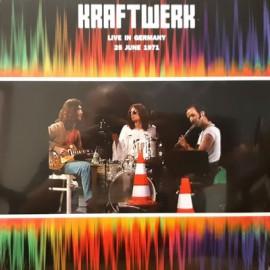 KRAFTWERK : LP Live In Germany 25 June 1971