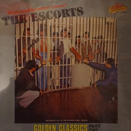 ESCORTS (the) : LP All We Need Is Another Chance